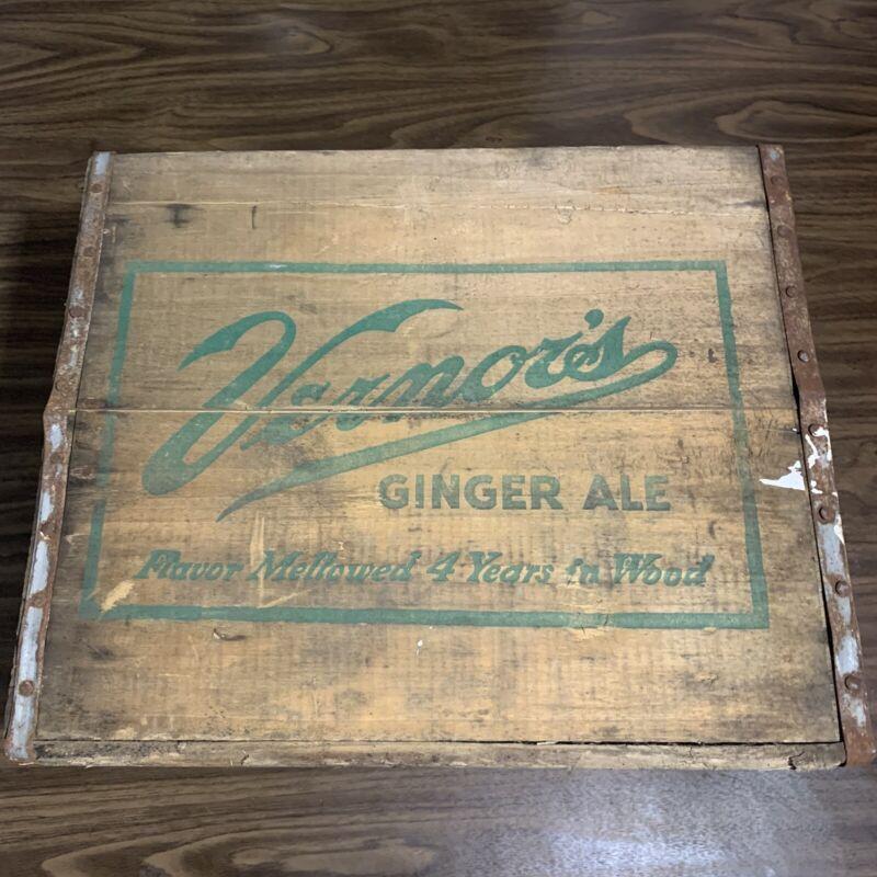 Rare Antique Vernor