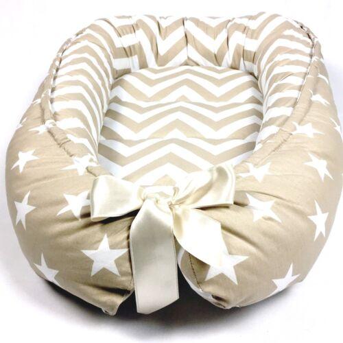 Baby Nest Beige Babynest Newborn Baby Shower Gift Baby Boy Baby Girl Baby Bed