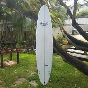 "Surfboard 8'0"" Mini Mal"