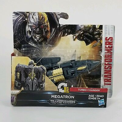 Transformers The Last Knight Turbo Charger Megatron Action Figure Hasbro New for sale  Shipping to India