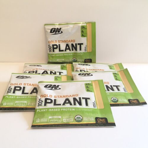Optimum Nutrition Gold Standard 100% Plant Based Protein Non