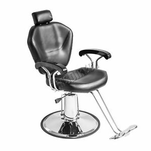 FoxHunter Salon Barber Hydraulic Reclining Chair Hairdressing Beauty Tattoo SC01