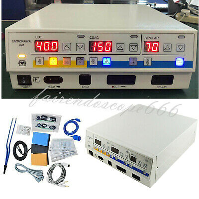 Top High Frequency Electrosurgical Unit Diathermy Machine Cautery Electrosurgery