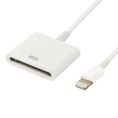 Cable adaptador iPhone y iPad a 30 conductores macho Carga y sincronización...