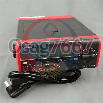 100khz Ut803 Digital True Rms Bench Multimeter Usb Rs232 K Type Thermocouple