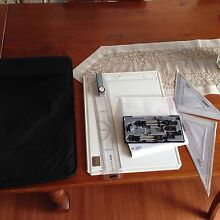 Drafting board & pieces Raby Campbelltown Area Preview