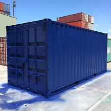 20FT A GRADE SHIPPING CONTAINERS Laverton North Wyndham Area Preview
