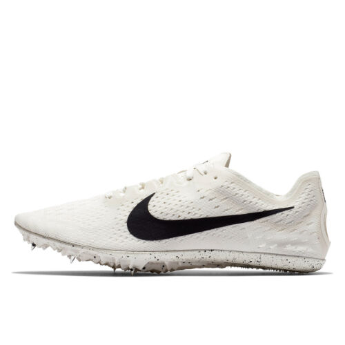 NIKE ZOOM VICTORY 3 Track & Field Spikes Mid Distance Racing Shoes - Mens Size 8