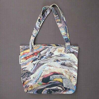 Hussein Chalayan - Photo Print Tote Bag - Cotton Shopper