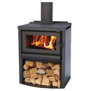 Masport R5000 Freestanding wood stacker heater with ashpan Oakleigh East Monash Area Preview