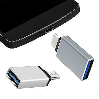 Für Samsung Galaxy Tab S5e T720 OTG Kabel USB 3.1 Typ C Stecker auf USB 3.0