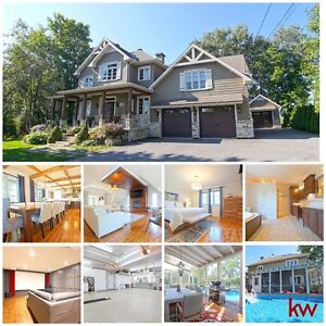 Open House Sunday Nov 26th - 504 Route Lotbiniere, Vaudreuil