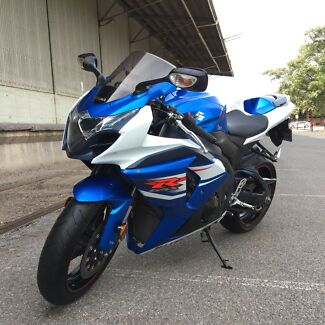 SUZUKI GSX-R1000 Prospect Prospect Area Preview