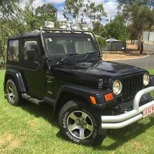 2000 Jeep Wrangler Convertible Alice Springs Alice Springs Area Preview
