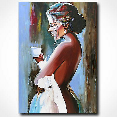 NOVAARTE Gemälde abstrakt Acryl Bilder modern Kunst Leinwand Bild XXL ORIGINAL