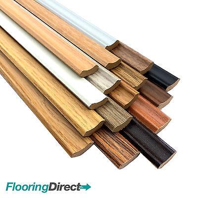 Laminate Scotia Floor Beading Edging Strips Mdf Trims 10 X 24m