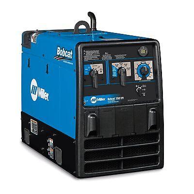 Miller Bobcat 250 Weldergenerator With Efi 907502