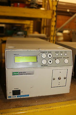 Jasco 875 Uv Intelligent Uvvis Detector