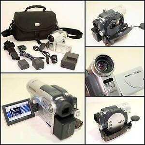 HITACHI DZ-BX35E DVD SD Camera Recorder Applecross Melville Area Preview