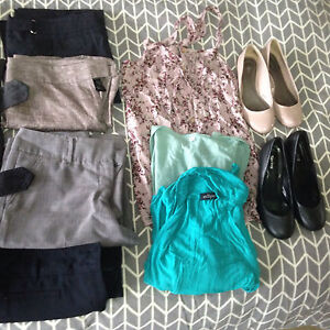 Women's work clothes