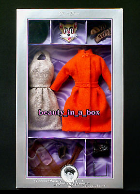 Cat Mask Outfit Audrey Hepburn Breakfast Fashion for Barbie Doll VG ""