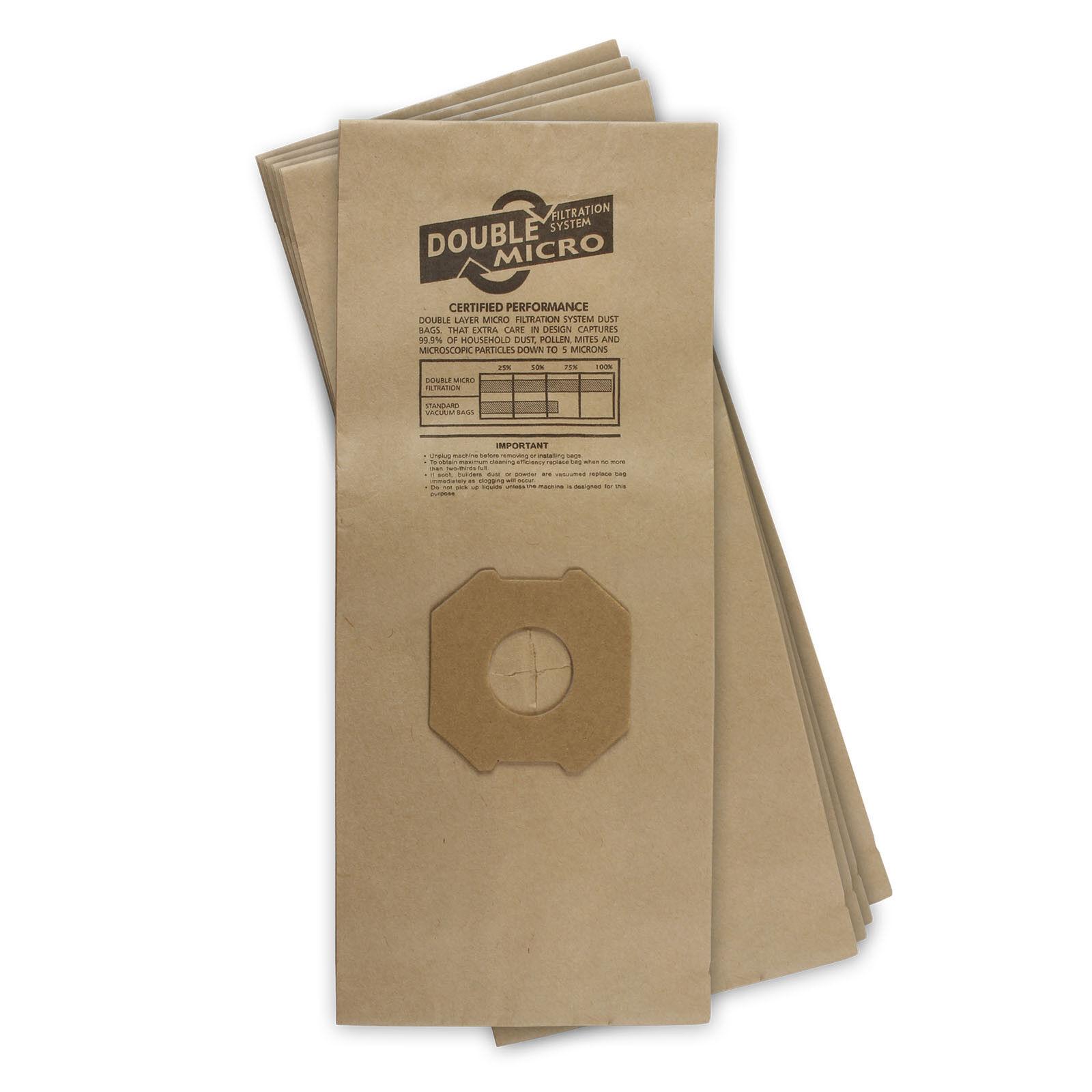 5 Vacuum cleaner dust hoover bags Hitachi 770D 770 770DD 770 775D 775DC /& 775DP