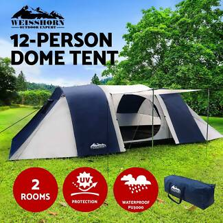 12 Person Family C&ing Dome Tent Canvas Swag Hiking & Spinifex huon dome tent | Camping u0026 Hiking | Gumtree Australia Perth ...