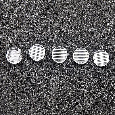 20pcslot Laser Line Module Colophony Plastic Lens 30456090120 Degree