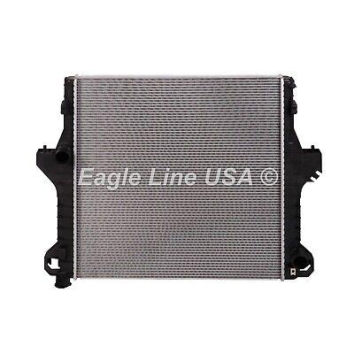 Radiator Fit Dodge Ram 03-09 2500 3500 08-09 4500 5500 5.9L 6.7L Diesel Only