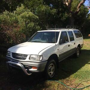 1998 Holden Rodeo Ute dual fuel  SOLD Bittern Mornington Peninsula Preview