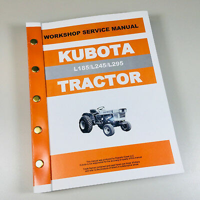 Kubota L   Owner's Guide to Business and Industrial Equipment