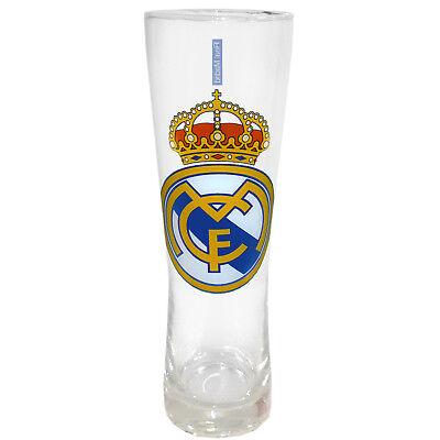 Real Madrid - Vaso alto para cerveza de estilo Peroni - Producto...