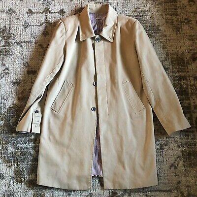 Thom Browne Impereiabile Clasico Trench Coat Size 3
