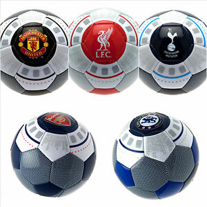 OFFICIAL-LICENSED-SPORTS-SOCCER-SIZE-5-STITCHED-PANEL-MATCH-BALL-EVO-FOOTBALL