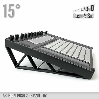 SOPORTE ABLETON PUSH 2 - 15 grados - Impreso en 3D -...