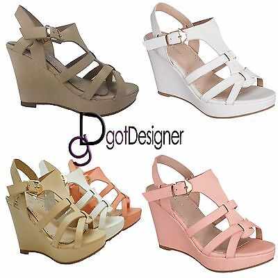 NEW Women's Fashion Shoes Sandals Platforms Wedges Heels Sum