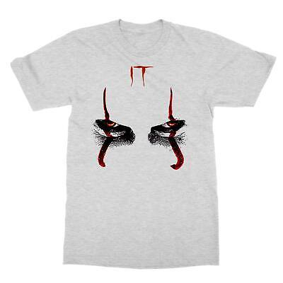Halloween Movie Shirt (IT ENDS CHAPTER II MOVIE Pennywise Horror Halloween Men's)