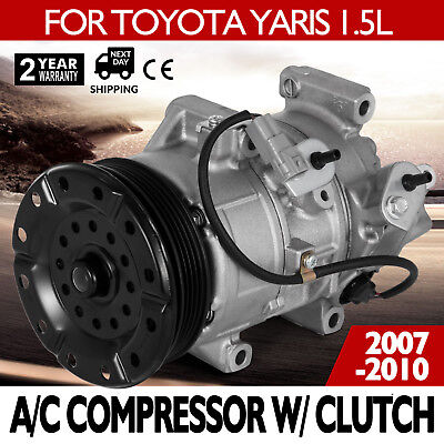 Up AC A/C Compressor For 2007-2010 Toyota Yaris 1.5L 4472601178 158318 Best