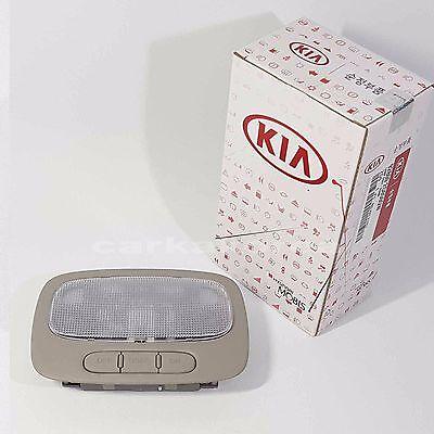 Genuine 928002G050QW Room Lamp Assy- Dome Light Gray For KIA OPTIMA 2006-2008