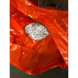 Free shredded paper