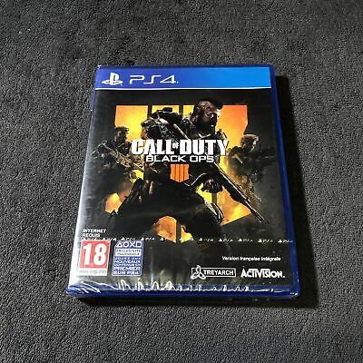 PS4 Call Of Duty Black Ops III FRA Neuf