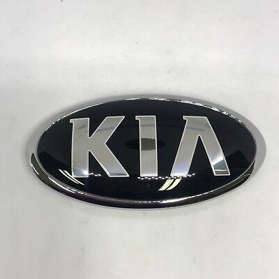 2004 KIA Sorento 2002 ~ June 1 Front Grill K Logo Chrome Emblem For January 21