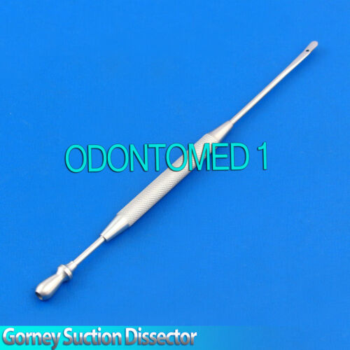 Gorney Suction Dissector Dental instruments