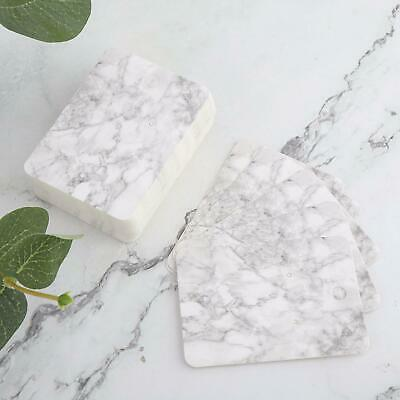 100x Marble Pattern Jewelry Cards Earring Ear Studs Hanging Cards Organizer Card