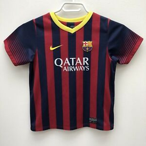 Nike Authentic FC Barcelona Home Jersey