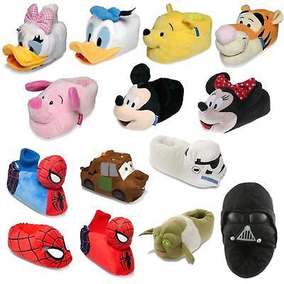 sch Schlappen Pantoffel Puschen Kinder Jungen Mädchen Disney (Mädchen Schuhe Disney)