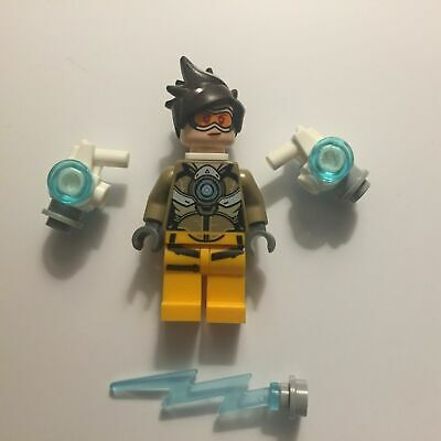 R6S FBI Defender Pulse Custom Rainbow Six Siege Minifigure made with real LEGO®