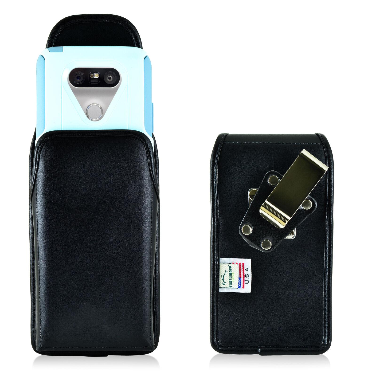 turtleback-lg-g5-vertical-leather-holster-case-metal-clip-for-otterbox-commuter