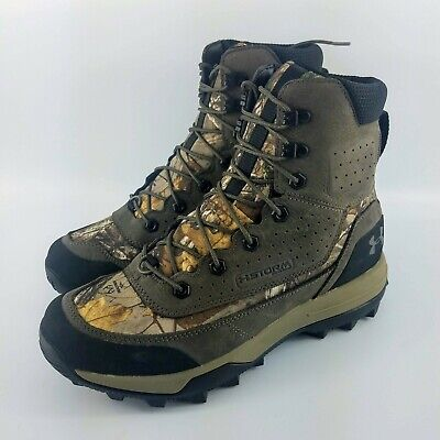 Under Armour Realtree SF Bozeman 2.0 Hiking Boots  - Camo - 1299238-901 - Sz: 8