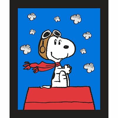 Snoopy the Red Baron Panel by Springs Creative